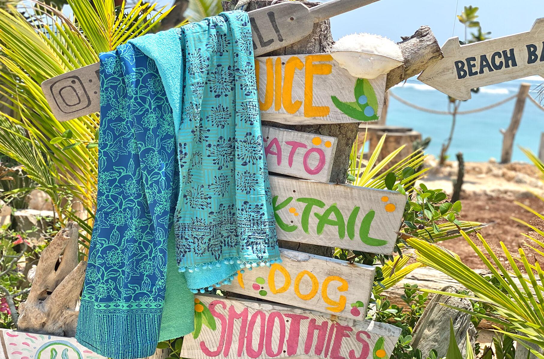 Balyy batik strandlaken